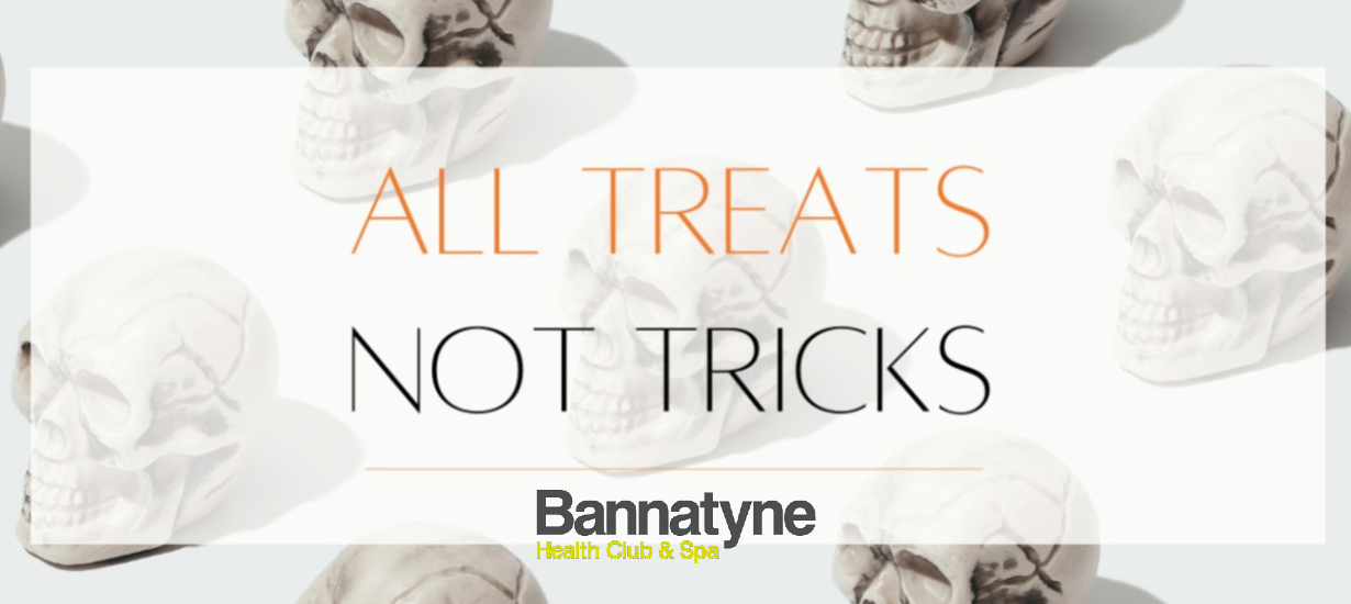 bannatyne halloween offer banner